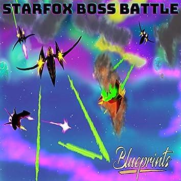 Starfox Boss Battle