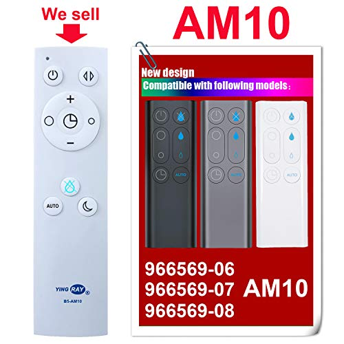 YING RAY B5-AM10 Replacement Remote Control for Dyson AM10 Humidifier
