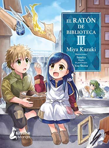 El ratón de biblioteca 3 (Kitsune Manga)
