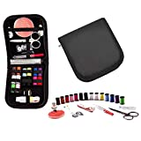 Sewing Kit ,DIY Sewing Supplies Include Sewing Needles,Sewing Thread,Scissors,Tape Measure etc ,Fit for Adults ,Beginners,Travel and Home