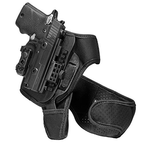 Alien Gear holsters ShapeShift Ankle Carry Holster Taurus PT111 G2 (Left Handed)