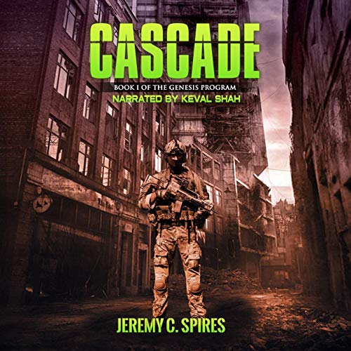 Cascade Audiobook By Jeremy Spires cover art
