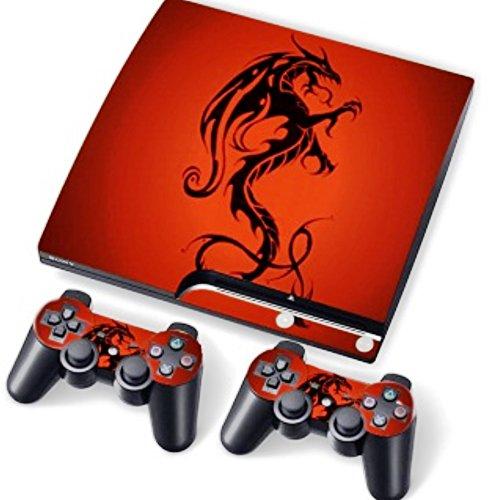 Funky Planet PS3 Oryginal Playstation Pegatinas de PVC para la Consola +...