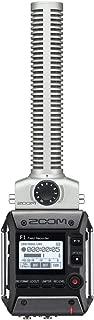 ZOOM ズーム DSLRムービー音質 アップグレード マイク&レコーダー フィールドレコーダー・ショットガンマイクパック F1-SP