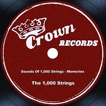 Sounds Of 1,000 Strings - Memories