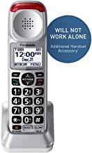 Panasonic New DECT 6.0 Cordless Phone Handset Accessory Talking Caller ID Compatible with KX-TGM450S Series Cordless Phone...