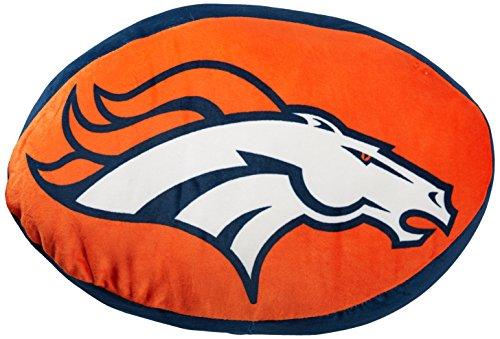 The Northwest Company NFL Denver Broncos Cloud Pillow, Blue, One Size