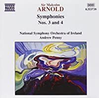 Arnold: Symphonies Nos. 3 and 4 (1998-05-12)