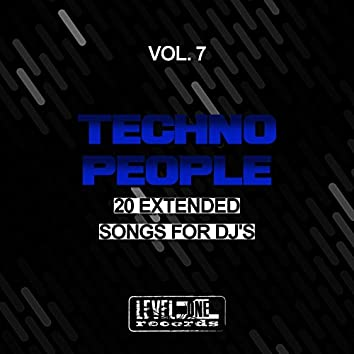 Techno People, Vol. 7 (20 Extended Songs For DJ's)