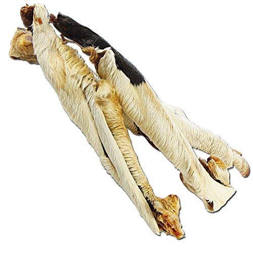 Schecker DOGREFORM Rinderhaut mit Fell 500g putzt Magen und Darm auf natürliche Art und Weise