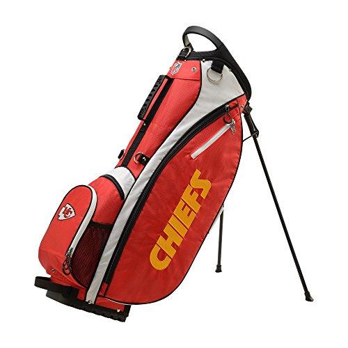 Wilson Kansas City Chiefs Golf Carry Bag
