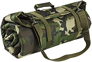 NcSTAR Unisex-Adult NcStar, Roll Up Shooting Mat, Woodland Camo CVSHMR2957WC, Camo, 69 in.