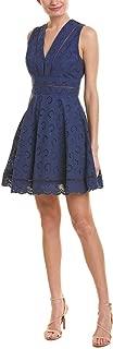 Women's Vianne V-Neck Eyelet Dress