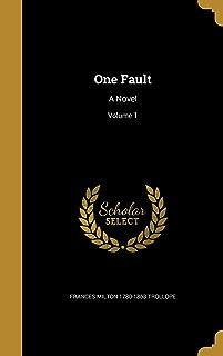 One Fault: A Novel; Volume 1