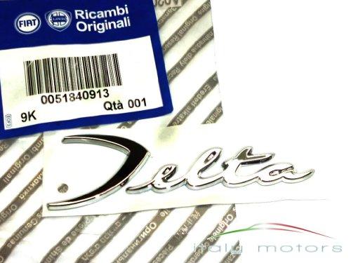 51840913 SIGLA DITTA LANCIA NUOVA DELTA 2008-2014