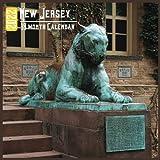 New Jersey Calendar 2022: 18 Month Calendar New Jersey, Square Calendar 2022, Cute Gift Idea For New Jersey Lovers Women & Men, Size 8.5 x 8.5 Inch Monthly