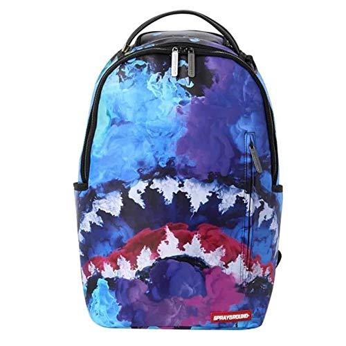 SPRAYGROUND Shark backpack light blue gradient