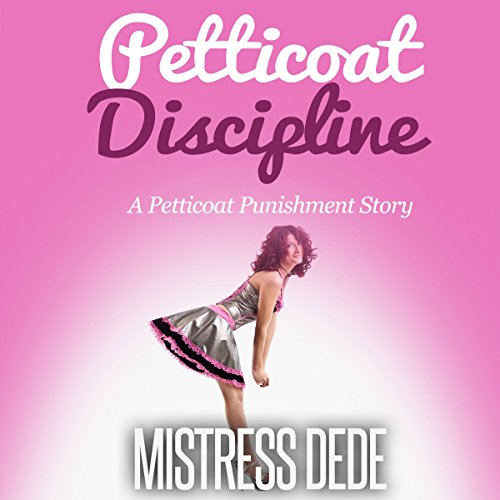 Petticoat Discipline audiobook cover art