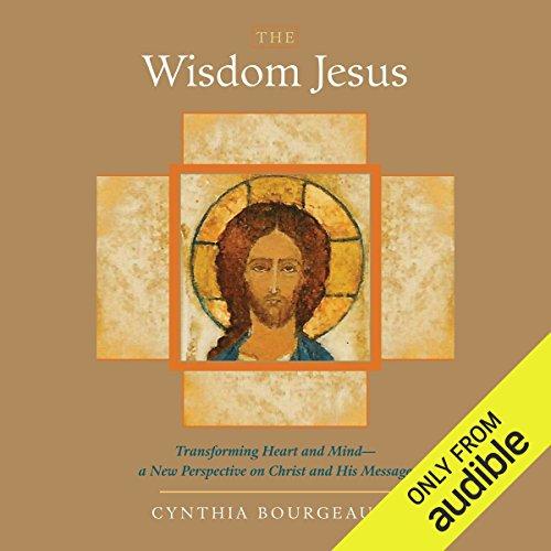 The Wisdom Jesus cover art