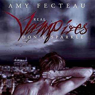 Real Vampires Don't Sparkle cover art