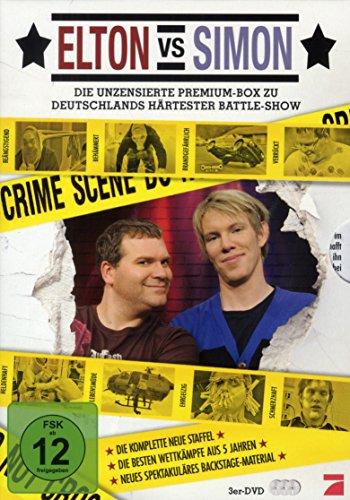 Die unzensierte Premium Box (3 DVDs)