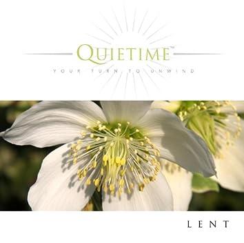 Quietime Lent