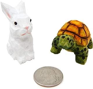Tortoise & Hare Figurines - Small 2