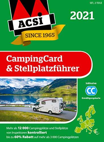 ACSI CampingCard & Stellplatzführer 2021