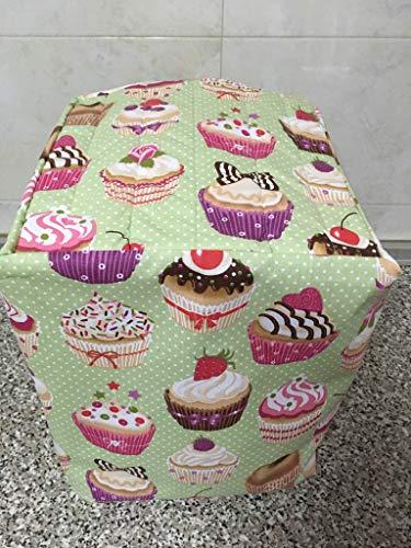 Funda para Thermomix TM5 cupcake