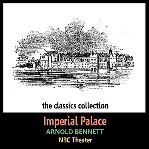 Imperial Palace (Dramatised) audiobook cover art