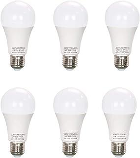 LED電球 E26口金 電球色 100W形相当12W 1200lm 一般電球形 密閉形器具対応 全方向タイプ 6個入