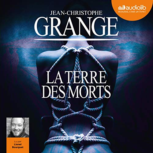 La Terre des morts audiobook cover art