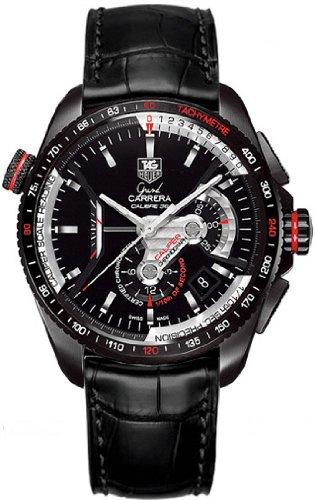 Reloj de pulsera Tag Heuer Grand Carrera para hombre Cav5185.Fc6257