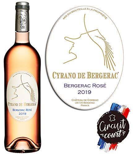 Cyrano de Bergerac® Bergerac AOP 2019 Rosé (1 x 0,75 l)