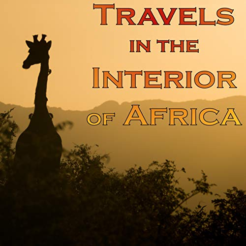 『Travels in the Interior of Africa』のカバーアート