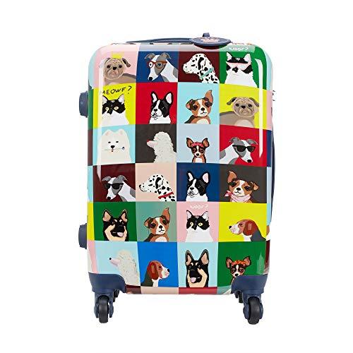 Parfois - Trolley Pippa&Dogs - Mujeres - Tallas S - Azul Marino
