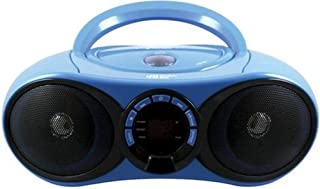 Boombox CD/FM Media Player with Bluetooth(R) Receiver
