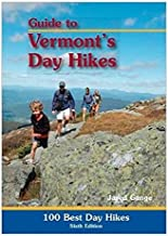 HUNTINGTON GRAPHICS Guide to Vermont's Day Hikes - 100 Best Day Hikes