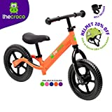 Best Balance Bike For Toddlers - TheCroco Lightweight Balance Bike for Toddlers and Kids Review