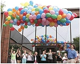 Balloon Release or Drop Net, Holds 500 9