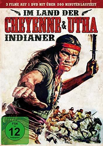 Im Land der Cheyenne und Utah Indianer