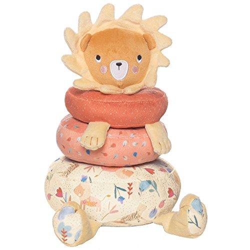 Manhattan Toy Safari Lion Stuffed Animal Baby Stacking Toy