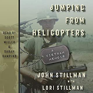 Jumping from Helicopters audiobook cover art