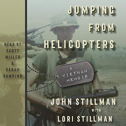 Jumping from Helicopters cover art