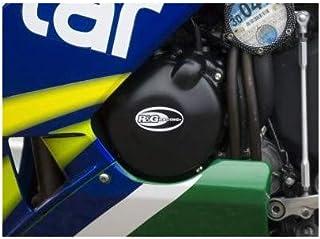 WOVELOT Couvre Carter Moteur Moto Gauche pour Z750 Z750S 2003 2004 2005 2006 Z 750 S