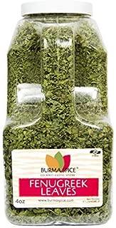 Best fenugreek fresh leaves Reviews