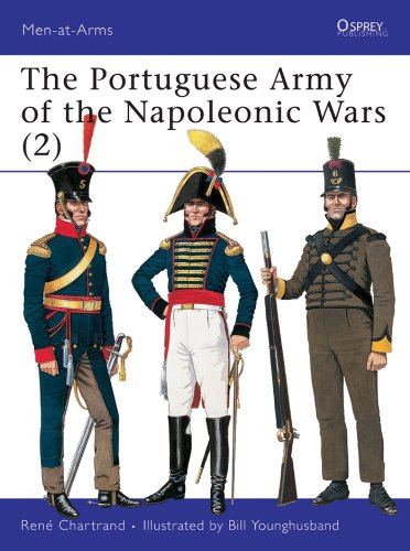 The Portuguese Army of the Napoleonic Wars (2) (Men-at-Arms Book 346) (English Edition)