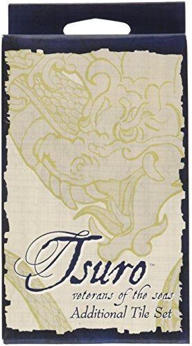 Calliope Games Tsuro : Veterans of The Seas