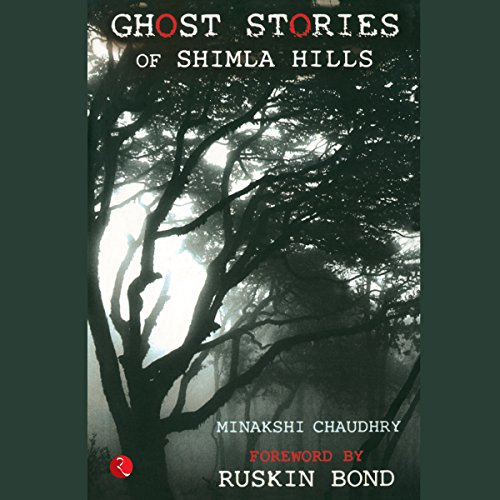 Ghost Stories of Shimla Hills cover art