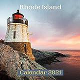 Rhode Island Calendar 2021